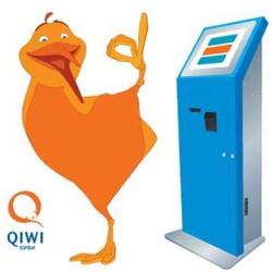 QIWI-кошелек и терминал для приема денег